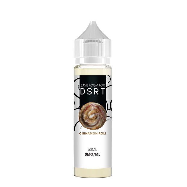 DSRT - Cinnamon Roll E-Liquid