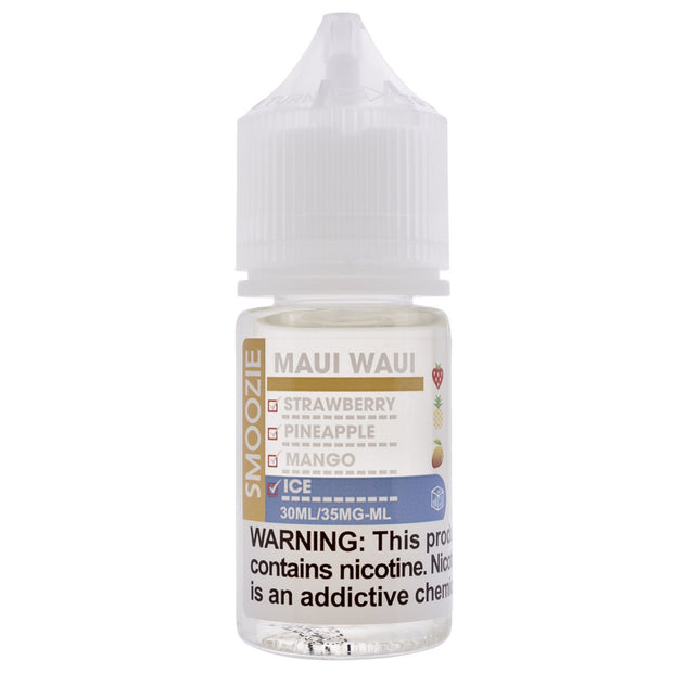 Smoozie Salt - Maui Waui ICE E-Liquid