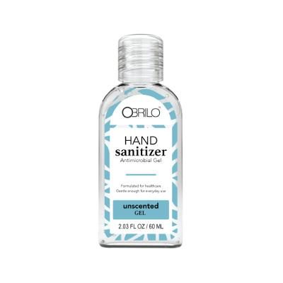 Obrilo - Hand Sanitizer Gel (2oz)