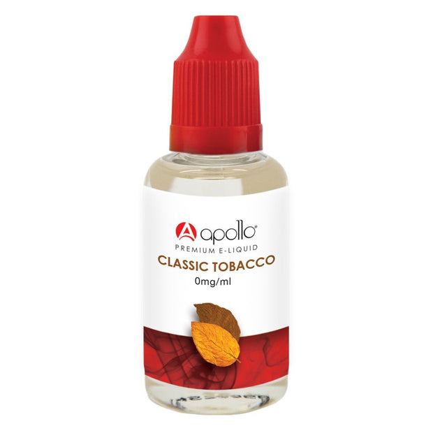 Apollo 50/50 - Classic Tobacco E-Liquid