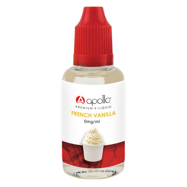 Apollo 50/50 - French Vanilla E-Liquid