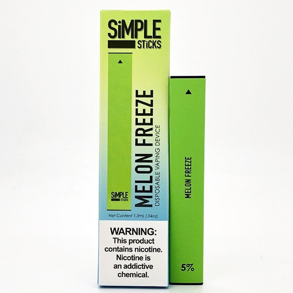 Simple Sticks Disposables - 50mg (10-Pack Boxes)