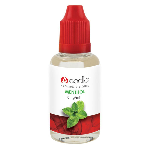 Apollo 50/50 - Menthol E-Liquid