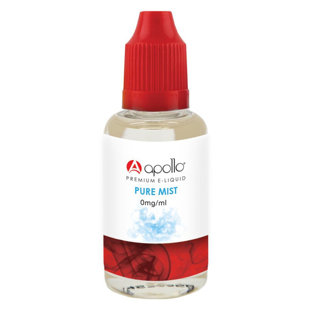 Apollo 50/50 - Pure Mist E-Liquid