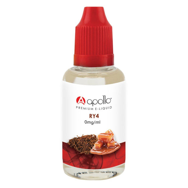 Apollo 50/50 - Ry4 E-Liquid