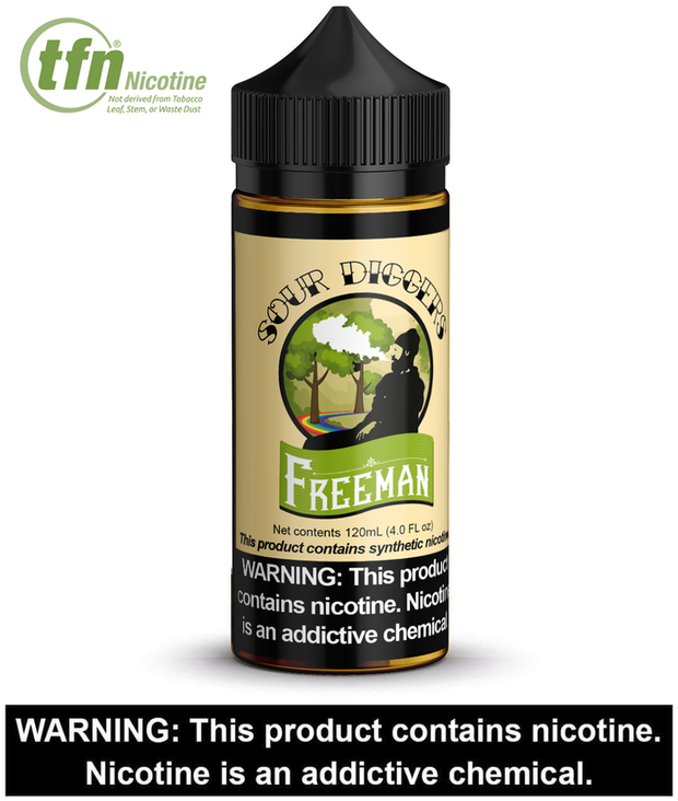Freeman - Sour Diggers (Tobacco-Free Nicotine)
