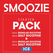 60mL + SALT Smoozie Starter Packs
