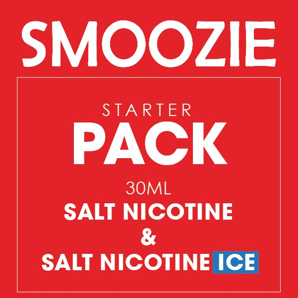 30mL SALT Smoozie Starter Packs