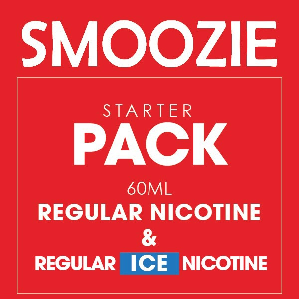 60mL Smoozie Starter Packs