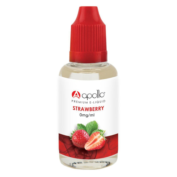 Apollo 50/50 - Strawberry E-Liquid