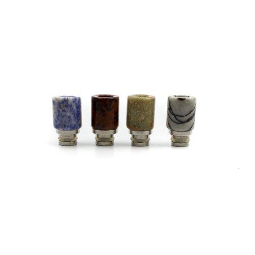 Jade Stone Wide Bore Drip Tip