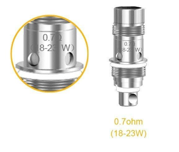 Aspire Nautilus 2 Replacement Subohm Coil - Zikwid