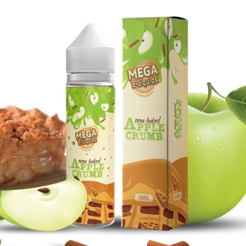MEGA Eliquid Apple Crumb