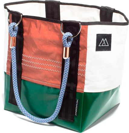 Marble Boat Tote