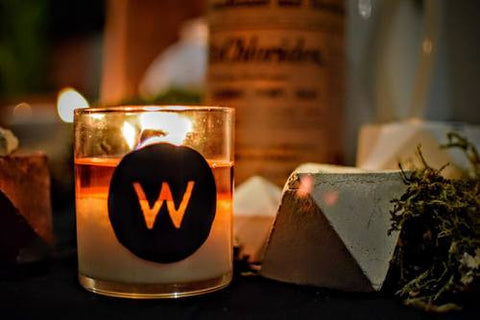 Woodsmen Soy Candle