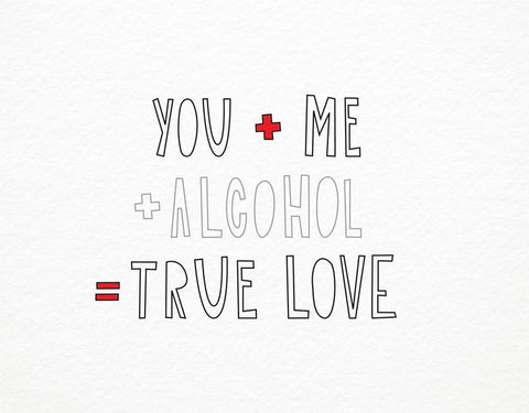 You+Me+Alcohol Card