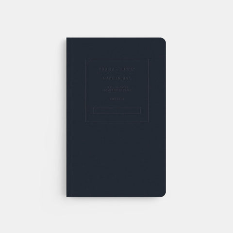"Public Supply 5""x8"" Notebook"