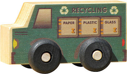Recycle Truck Toy