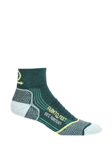 Damascus 1/4 Crew Sock (Women's)