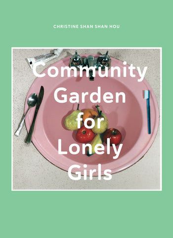 Community Garden for Lonely Girls Book