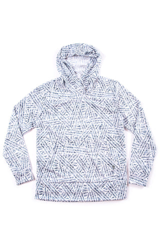 Translation Mesh Hoody