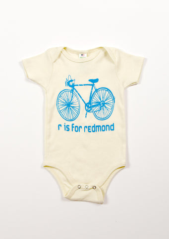 Redmond Onesie Bike, Blue, 6-12