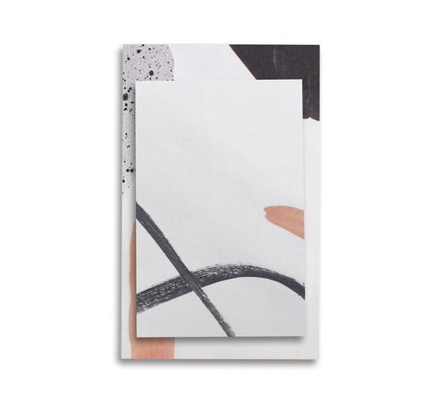 Pauli Desk Art Notepad Set