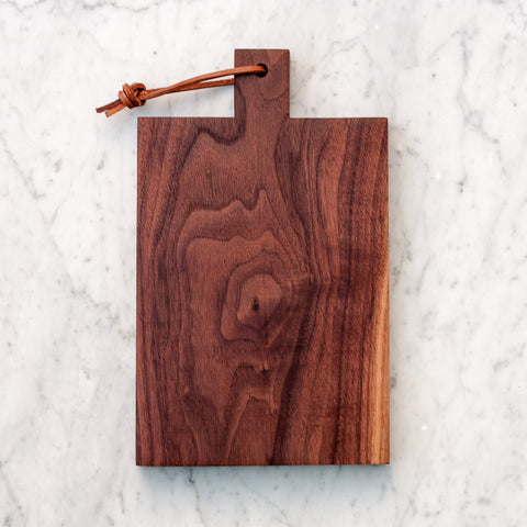 Walnut Middle Bowtie Serving Board