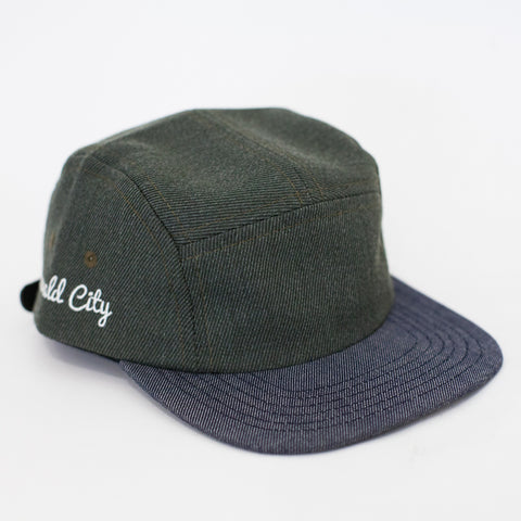 NUBE x Ebbets | 5-Panel Emerald City Camp Hat