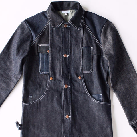 Denim Barn Coat
