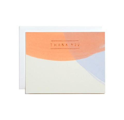 Painted Thank You Boxed Set