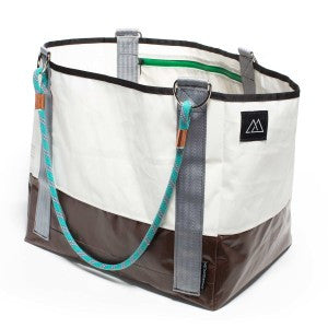 Extra Large Marble Boat Tote