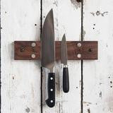 Mess Hall Knife Rack - 4 Knives