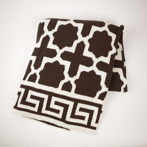 Alhambra Reversible Eco Throw