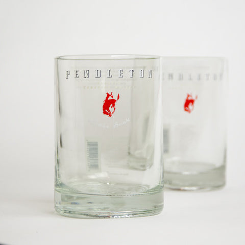 Pendleton Whiskey Glass