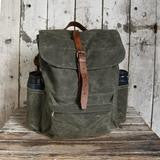 Rogue Backpack - Moss