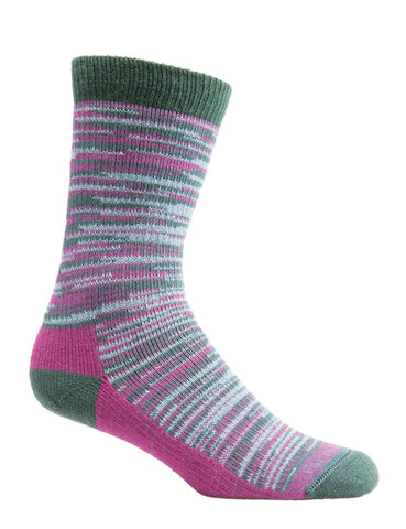 Bend Crew Womens Socks Sycamore