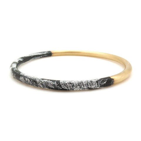 Brushed Dipped Bangle