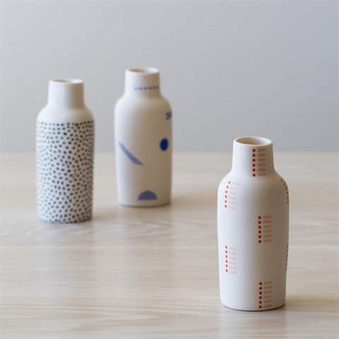 Bottle Vase (Color Series)