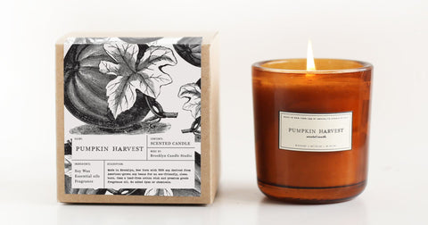 Pumpkin Harvest Candle