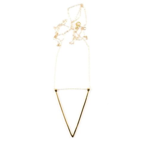 V-Sling Necklace
