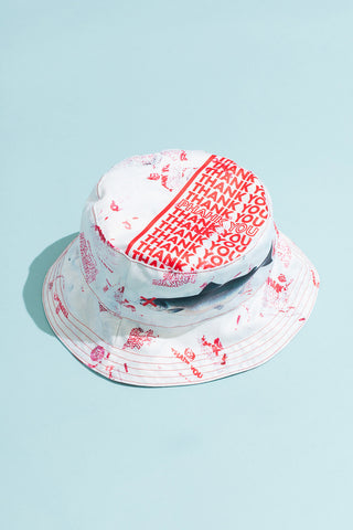 Phuhk You Fish Reversible Bucket Hat