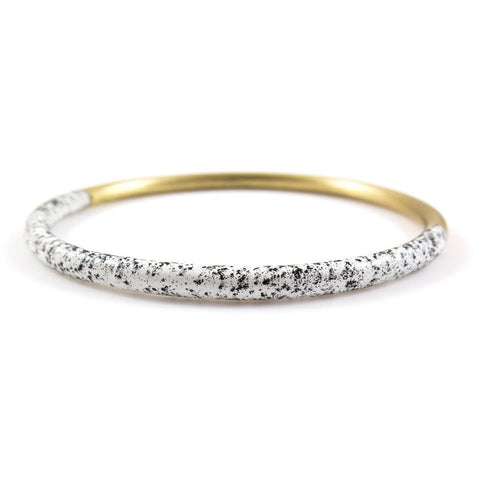 Speckled Dipped Bangle