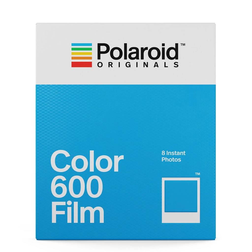 Color Film for 600 (6 Pack)