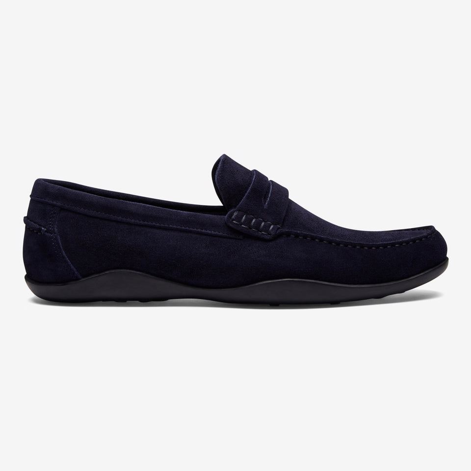 Basel Kudu Suede Midnight