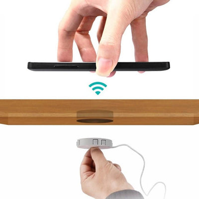 Invisible Charge Phone