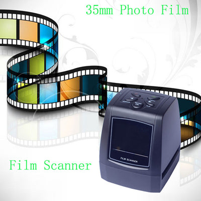 All-in-1 Film & Slide Scanner