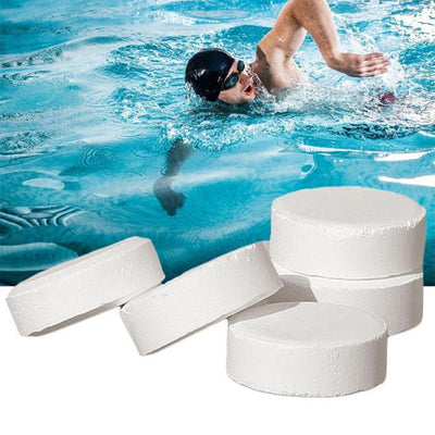 Pool Sanitizing Tablets (50Pcs)
