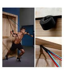 HOME GYM RESISTANCE BANDS