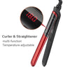 SALON PROFESSIONAL HAIR STRAIGHTENER & CURLER